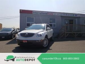 2010 Buick Enclave CXL | AWD | LEATHER | BLUETOOTH