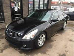 2010 Infiniti G37X LOADED AWD NICE!