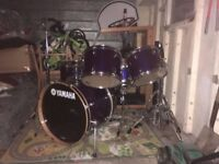 Yamaha Rydeen 5-Piece Drum Set