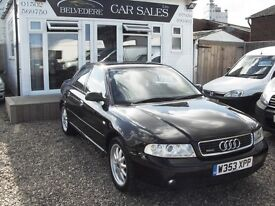 audi a4 1.8 turbo quattro 2000 (FULL MOT)
