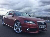 2008 AUDI A4 ADVENT, S LINE WITH FULL SERVICE HISTORY