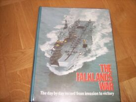 The Falklands War by Marshall Cavendish Magazines.
