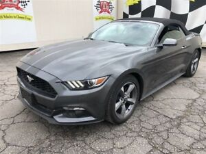 2017 Ford Mustang V6, Automatic, Convertible, Only 12,000km