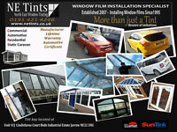 Car Window Tinting Services Established in 2007 Jarrow's original window film specialist