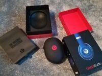 Dr. Dre Beats Studio 2.0 Wireless Headphones (Electric Blue)