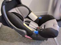 Audi Newborn Baby Car Seat