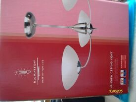 Halogen Ceiling Light - New Boxed
