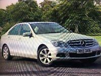 Mercedes -Benz C Class C220 CDI SE 4dr Very Low Miles