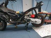 Gilera runner 70cc engine