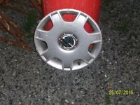vw hub cap 16 inch and battery
