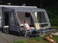 Vango 360 Caravan Air Awning