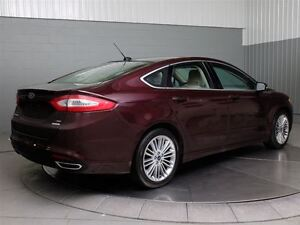 2013 Ford Fusion SE MAGS TOIT CUIR CAMERA DE RECUL NAVI West Island Greater Montréal image 6