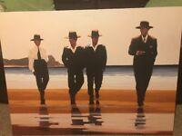 Jack Vettriano Canvas Prints