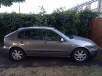 Seat, LEON, Hatchback, 2003, Manual, 1390 (cc), 5 doors