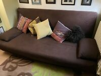 Fabulous sofa bed in excellent condition