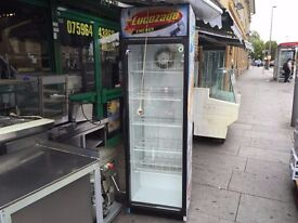 catering commercial cold display fridge cafe restaurant kebab chicken pizza chicken shop
