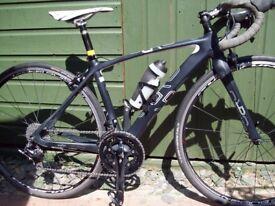 Gents 17 inch; Frame Carbon Bike for sale