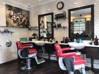 Barber job in barbican