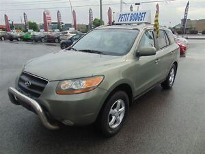 2009 Hyundai Santa Fe GL 3.3L