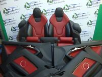 Audi bucket seats,s3,rs4,a4,rs3,s5,s4,