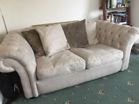 Sofa and Cuddle Sofa