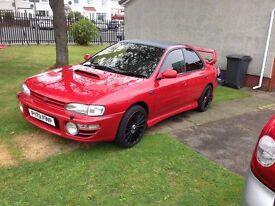 Subaru wrx 2.0 turbo