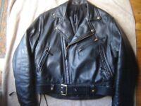 Langlitz Columbian Motorcycle Jacket Wanted Please.