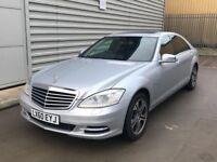 2010 60REG Mercedes-Benz S Class 3.0 S350 CDI BlueEFFICIENCY L Limousine 7G-Tronic 4dr***FACE LIFT**