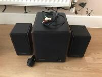 Microlab FC330 Model 2.1 System Speaker Subwoofer