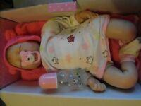 REBORN BABY GIRL DOLL - NKP Handmade 22inch Girl Doll