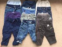 **AMAZING (CAN POST) BARGAIN** BUNDLE- 49 x BOYS 6-12 months clothes