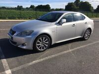 Lexus IS 250 2.5 SE-L SPORTS, Automatic, Full Leather+Nav+Sports Pedal+Rev Camera+Auto Steering