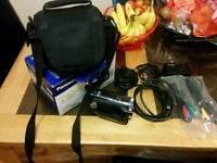 Panasonic HDC-TM300 VGC Carry case cables