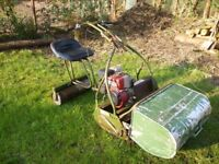 Webb Atco 24'' Ride on Mower (Can Deliver!)