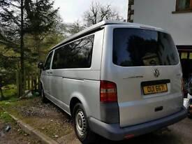 VW T5 campervan NOW REDUCED