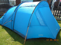 Vango metis 400 , 4 person tent EXCELLENT CONDITION