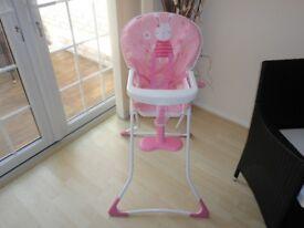 Craco High Chair