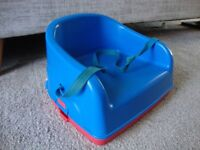 TODDLER SEAT WITH STRAP