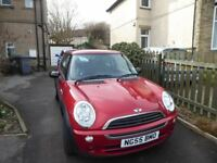 Mini One Seven 1.6L. Family Owned from new (Mum & Daughter). Genuine 41120 miles. Excellent runner