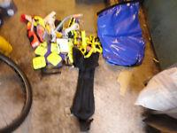Used dive equipment