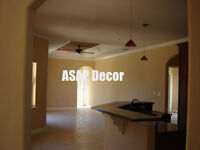 ASAP Decorating Service - Fast , Quality , Afforability !