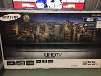 "Samsung 55"" 4K UHD SMART LED TV ue55ku6400"