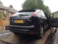 FORD FOCUS 1.6 TDCI 2005 2006 2007 2008 BREAKING FOR SPARES