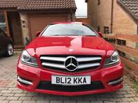 MERCADES C220 AMG SPORT CDI BLUE EFFICIENT