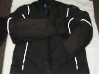 FRANK THOMAS, motor bike jacket, anti freeze wind proof protection, size M