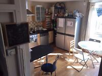 Bright Furnished Twin Room Available in Flat Share