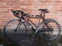 Racing bicycle road, Teman speed 1000.