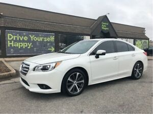 2015 Subaru Legacy 2.5i w/Limited & Tech Pkg/ SUNROOF / LEATHER