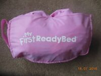 My First Ready Bed - Still available