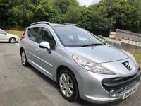 2008 Peugeot 207 1.6 Sport sw Automatic